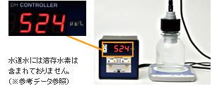 より水素の豊富な水素ウォ ーターを楽しみたい方への 高出力モード。 水素量 524ppb OPR(酸化還元電位)-230mv